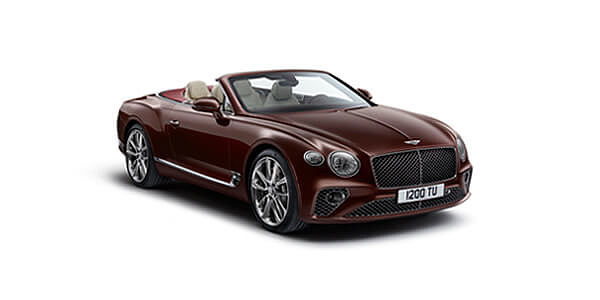Continental GT Convertible